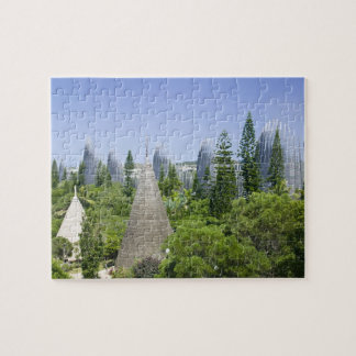 ニューカレドニアのTerreのグランデ島、ヌメア ジグソーパズル
