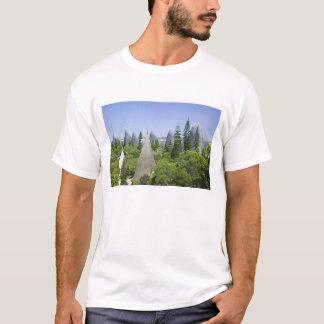 ニューカレドニアのTerreのグランデ島、ヌメア Tシャツ