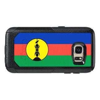ニューカレドニアSamsungのオッターボックスの場合の旗 オッターボックスSamsung Galaxy S7ケース