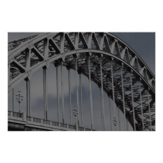 ニューキャッスルタイン橋 ポスター