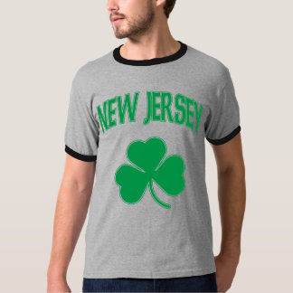 ニュージャージーのアイルランド語 Tシャツ