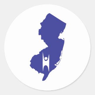 ニュージャージーのヒューマニスト ラウンドシール