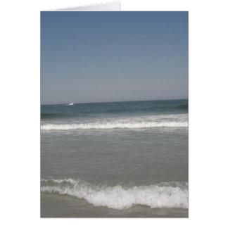 ニュージャージーのビーチ カード
