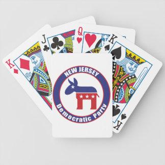 ニュージャージーの民主党 バイスクルトランプ