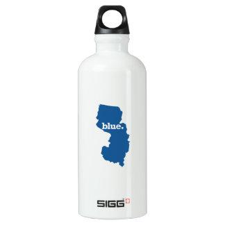ニュージャージーの青い州 ウォーターボトル