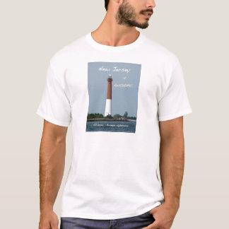 ニュージャージーは素晴らしいです- Barnegatの灯台 Tシャツ