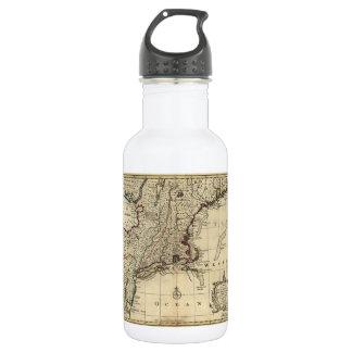 ニュージャージーペンシルバニアニューヨークニューイングランド1752年 ウォーターボトル