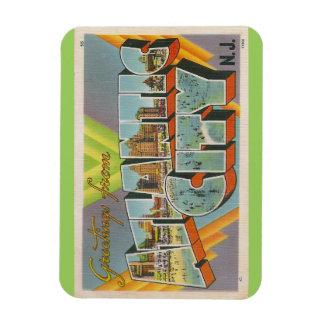 ニュージャージー、アトランティック・シティの磁石 マグネット