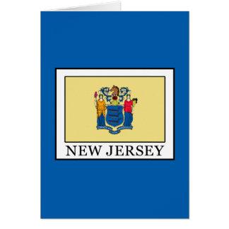 ニュージャージー カード
