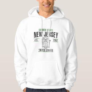 ニュージャージー パーカ