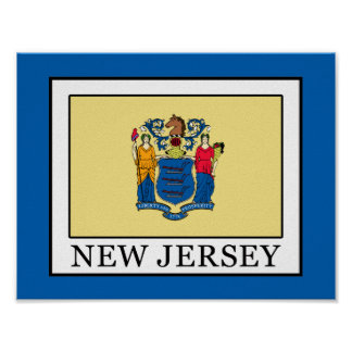 ニュージャージー ポスター