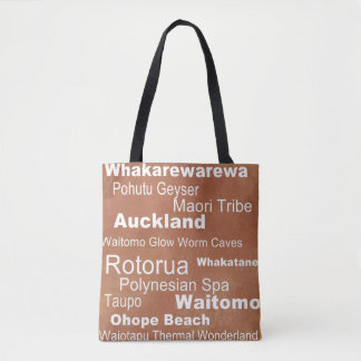 ニュージーランドのトート トートバッグ