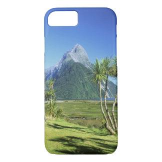 ニュージーランドの南島、留め釘ピーク、 iPhone 8/7ケース