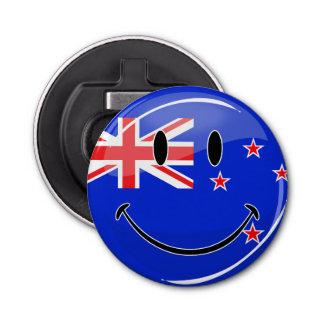 ニュージーランドの微笑の旗 栓抜き