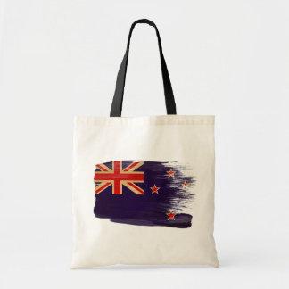 ニュージーランドの旗のキャンバスのバッグ トートバッグ