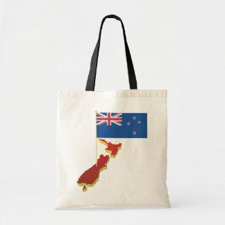 ニュージーランドの旗のトートバック トートバッグ