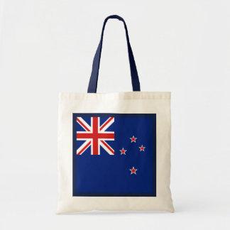 ニュージーランドの旗のバッグ トートバッグ