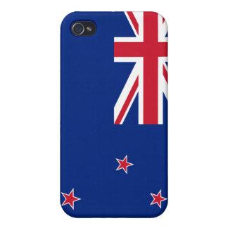 ニュージーランドの旗のiPhone iPhone 4 カバー