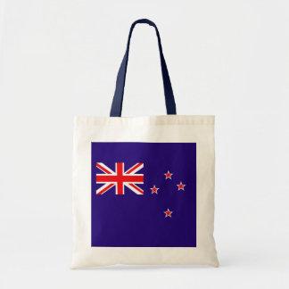 ニュージーランドの旗 トートバッグ