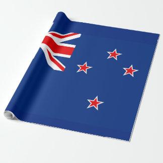 ニュージーランドの旗 ラッピングペーパー