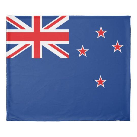 ニュージーランドの旗 掛け布団カバー