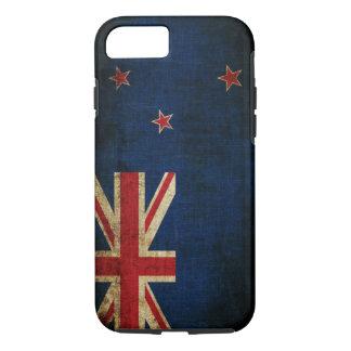 ニュージーランドの旗 iPhone 8/7ケース
