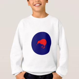 ニュージーランドのroundelのキーウィの低い可視性 スウェットシャツ