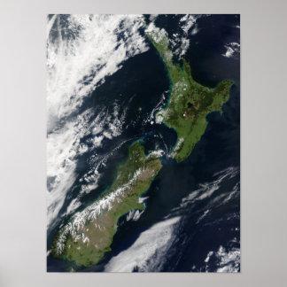 ニュージーランド5 ポスター
