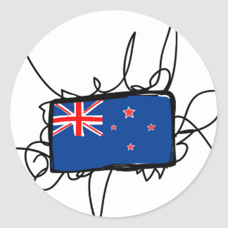 ニュージーランド ラウンドシール