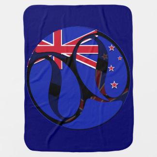 ニュージーランド#1 ベビー ブランケット