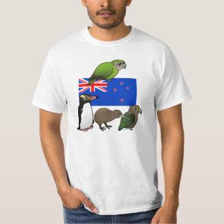 ニュージーランドBirdorables Tシャツ