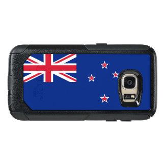 ニュージーランドSamsungのオッターボックスの場合の旗 オッターボックスSamsung Galaxy S7ケース