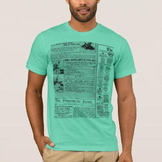 ニュース Tシャツ
