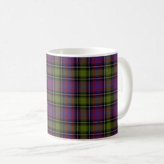 ニューハンプシャーのタータンチェックの州 コーヒーマグカップ