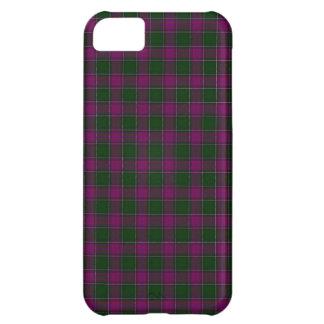 ニューハンプシャーの州のタータンチェック iPhone5Cケース