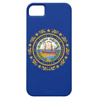 ニューハンプシャーの旗とのIPhone 5の場合 iPhone SE/5/5s ケース
