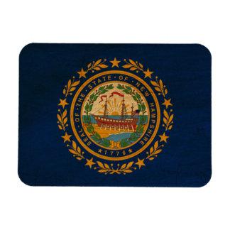 ニューハンプシャーの旗 マグネット