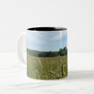 ニューハンプシャー分野のマグ ツートーンマグカップ