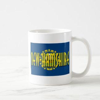 ニューハンプシャー コーヒーマグカップ
