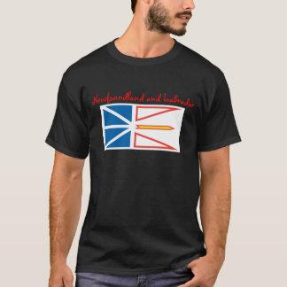 ニューファウンドランドおよびラブラドールのTシャツ Tシャツ