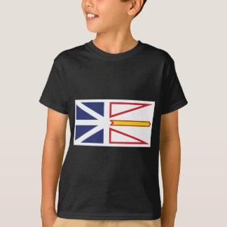 ニューファウンドランドおよびラブラドール Tシャツ