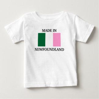 ニューファウンドランドで作られる ベビーTシャツ