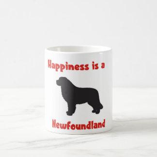 ニューファウンドランドのマグ コーヒーマグカップ