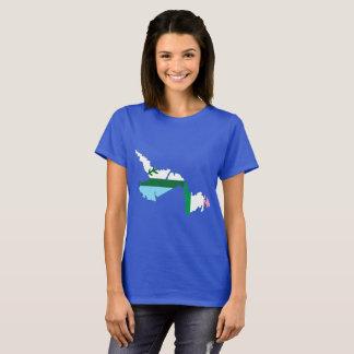 ニューファウンドランドの共和国 Tシャツ