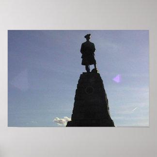 ニューファウンドランド公園、高地の記念物、 ポスター