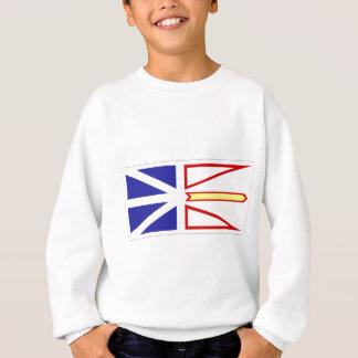 ニューファウンドランド旗#2 スウェットシャツ