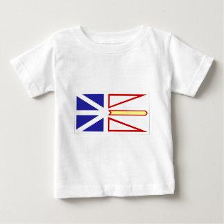 ニューファウンドランド旗#2 ベビーTシャツ
