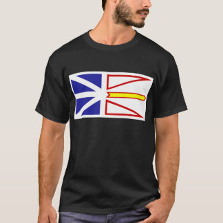 ニューファウンドランド旗#2 Tシャツ