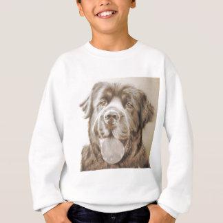 ニューファウンドランド犬 スウェットシャツ