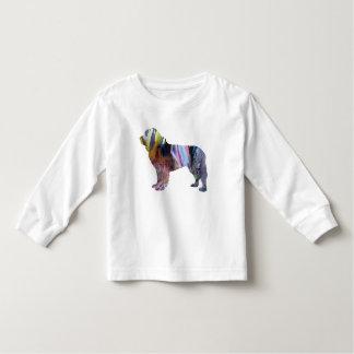 ニューファウンドランド犬 トドラーTシャツ